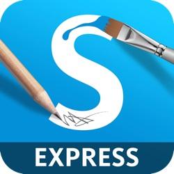 Sihirli elma sketchbook express 1