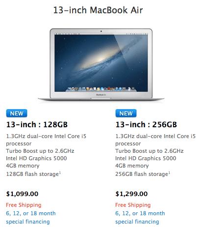 wwdc 2013 ozet macbook air 13 WWDC 2013 Özet II: MacBook Air, Mac Pro ve diğerleri