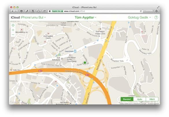 cloud com yenilendi 6 iCloud.com yeni arayüzüyle karşımızda!