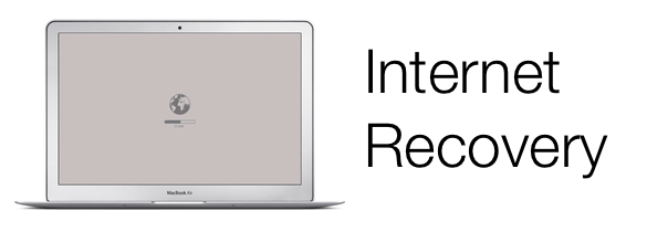 Sihirli elma os x internet recovery 1