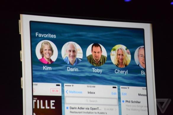 sihirli elma wwdc 2014 genis ozet 10a WWDC 2014te neler oldu? iOS 8, OS X Yosemite ve Appleın yeni dili: Swift