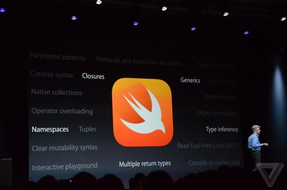 sihirli elma wwdc 2014 genis ozet 21 WWDC 2014te neler oldu? iOS 8, OS X Yosemite ve Appleın yeni dili: Swift
