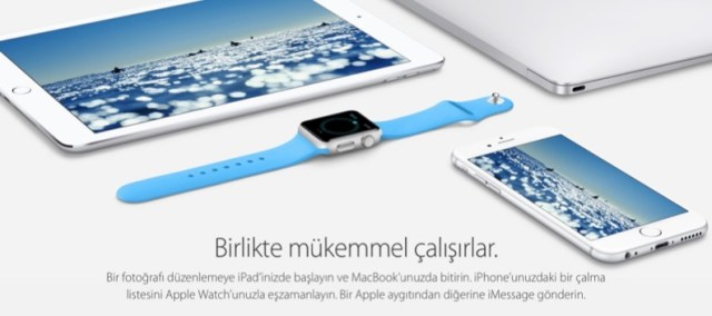Sihirli elma apple watch os 1 0 1 e