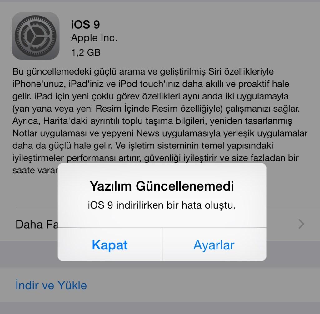 sihirli elma ios 9 hata 1024x1007 iPhone ve iPad için iOS 9 Yayınlandı!