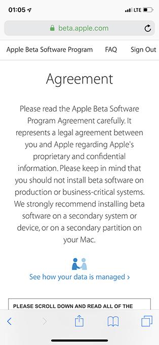 iOS 12 Beta Nasıl İndirilir 7