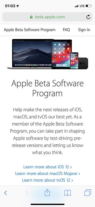 iOS 12 Beta Nasıl İndirilir 5