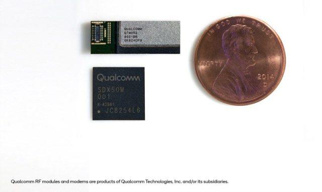 Qualcom Modeli ve Dalga Anten Modü