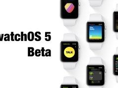 watchOS 5 Beta