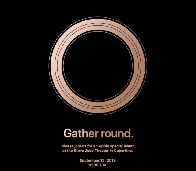 Apple 12 Eylül Özel Etkinliği