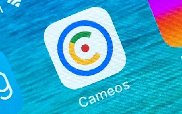 Google Cameos Uygulaması