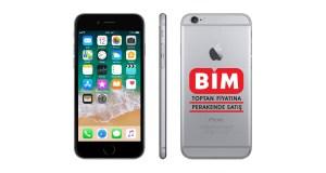 iPhone 6 BİM