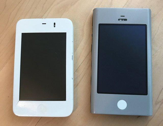 iPhone Prototipleri