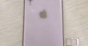 Çift SIM Kart Özellikli iPhone