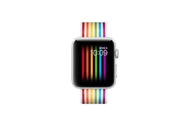 Apple Watch Pride Saat Kadranı