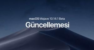 macOS Mojave 10.14.1 Beta