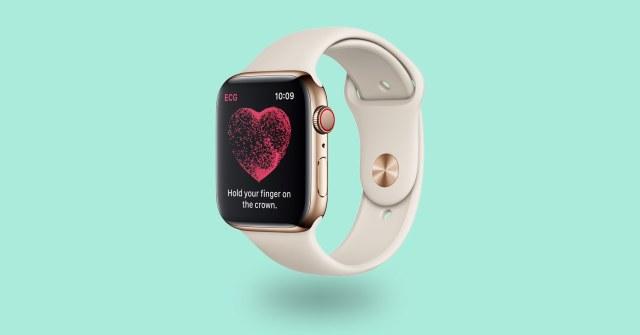 Apple Watch'a EKG Özelliği, WatchOS 5.1.2 İle Gelecek!