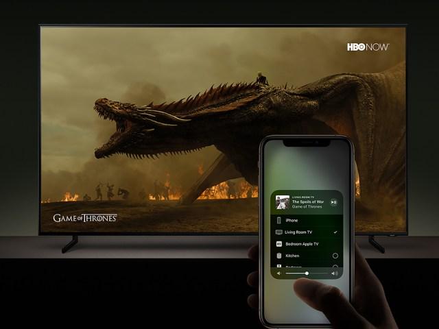 iTunes Resmen Samsung TV Modellerine Geliyor!