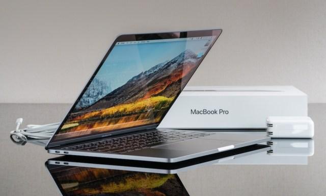 2018 MacBook Pro Apple