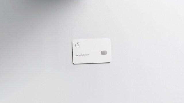 Apple Card Fiziksel