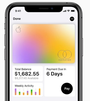 Apple Card Wallet Uygulaması