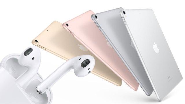 Yeni iPad ve AirPods 2