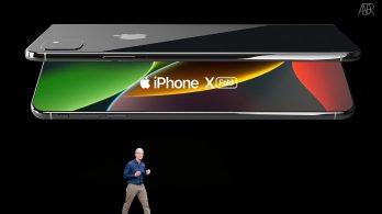 iPhone X Fold - 2