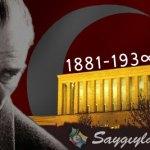 10 Kasım Atatürk'ü Anma Günü Şiiri
