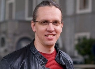 Marko Naberšnik, foto: osebni arhiv Marka Naberšnika