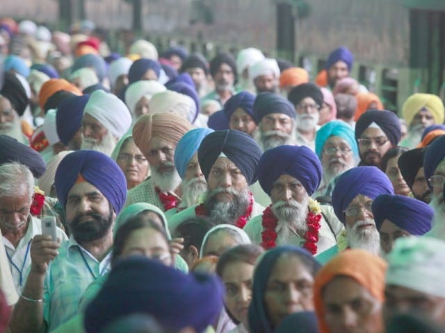 Sikh Jatha Returns from Pakistan; Demands Clarity in Calendar Dates | Sikh24 .com