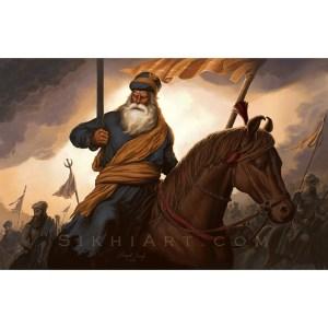 Baba Deep Singh ji - To Victory by Bhagat Singh Bedi