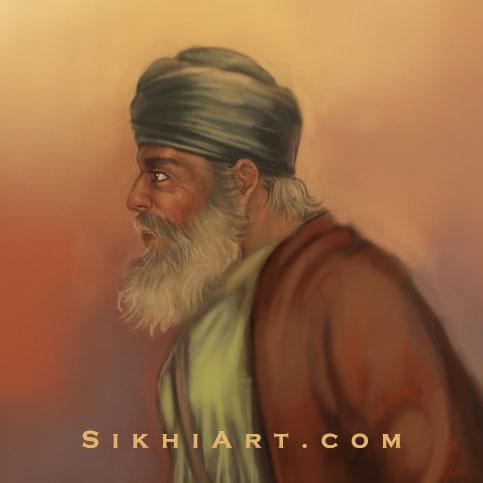 Udasis of Guru Nanak, Odyssey of Guru Nanak, Sobha Singh