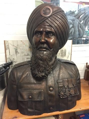 Sikh menorial