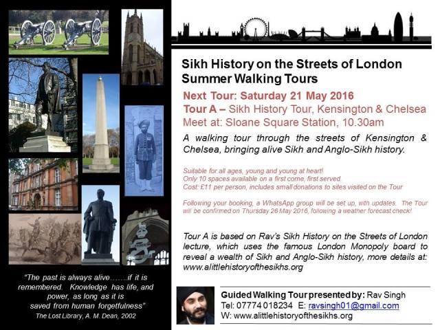 Sikh history walk