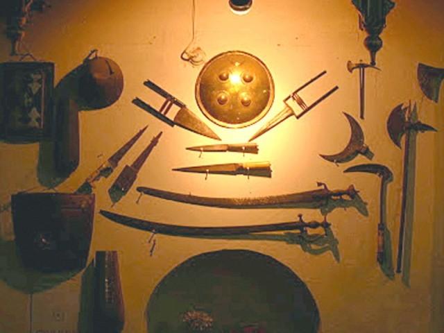 Fakir Khana arms