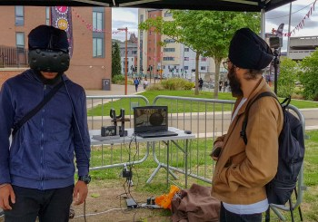 Anglo Sikh Virtual Museum demo wows audiences