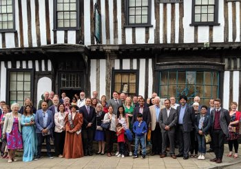 Launch of the Festival of Norfolk and Punjab. 15th June 2019