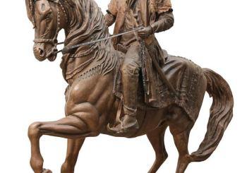 Maharaja Ranjit Singh sculpture unveiled at Lahore Fort