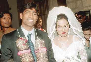 Christian Yousuf Youhana wedding