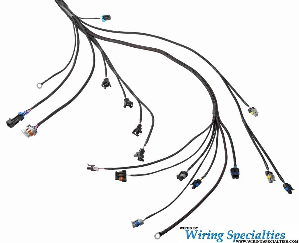 G37 Wiring Harness