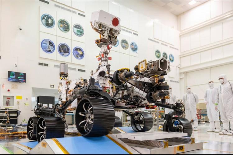 Jezero/NASA: Prenos lansiranja misije Mars 2020