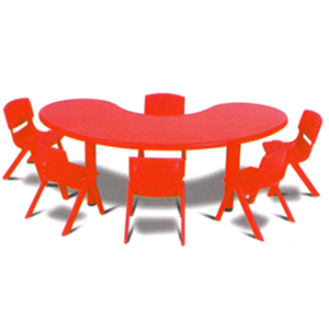 Pre-School plastic Furniture