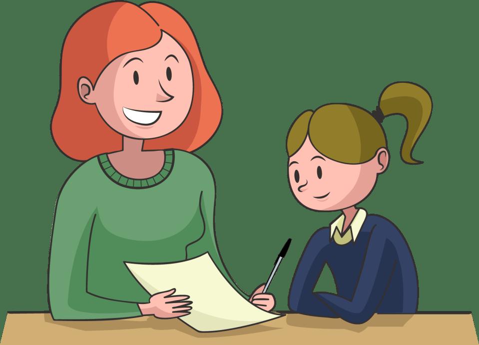 professora-aluna-silabe