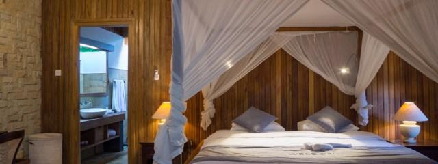 DOUBLE BEDROOM VILLAS