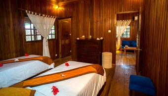Nusa Indah Villa - Second Bedroom