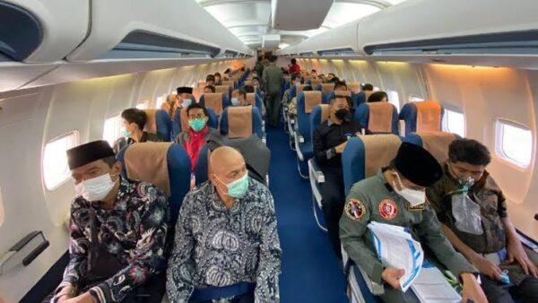 Kemenlu Evakuasi 26 WNI di Afghanistan