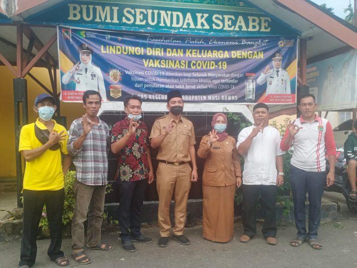 Camat STL Ulu Terawas Wujudkan Musi Rawas Mantab Didukung RT dan Tokoh Masyarakat