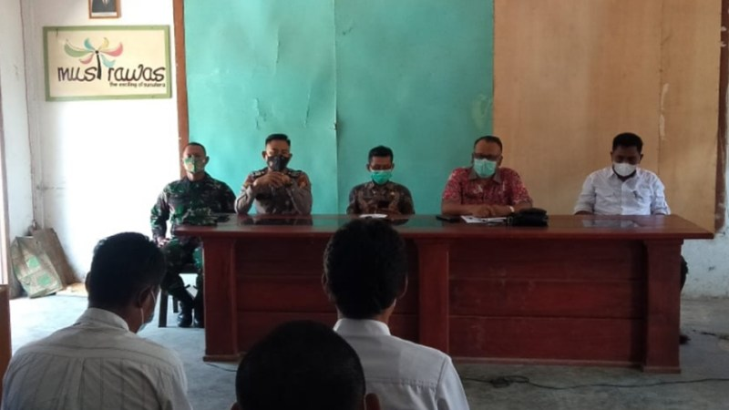 Penyuluhan Kesehatan didesa A Widodo Kecamatan Tugumulyo.