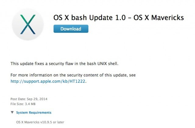 Update Bash Mac OS X