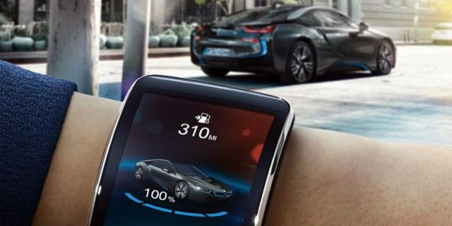 BMW i watch