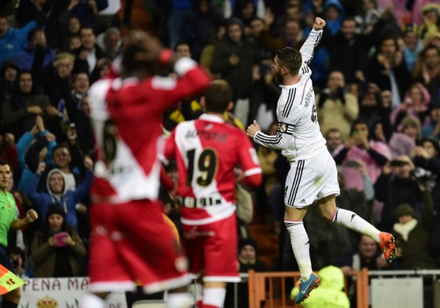 Real Madrid vs Rayo Vallecano 2